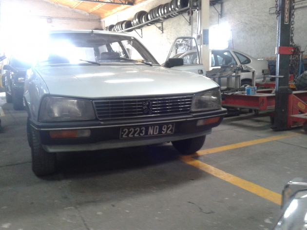 PEUGEOT 505 GRD BREAK